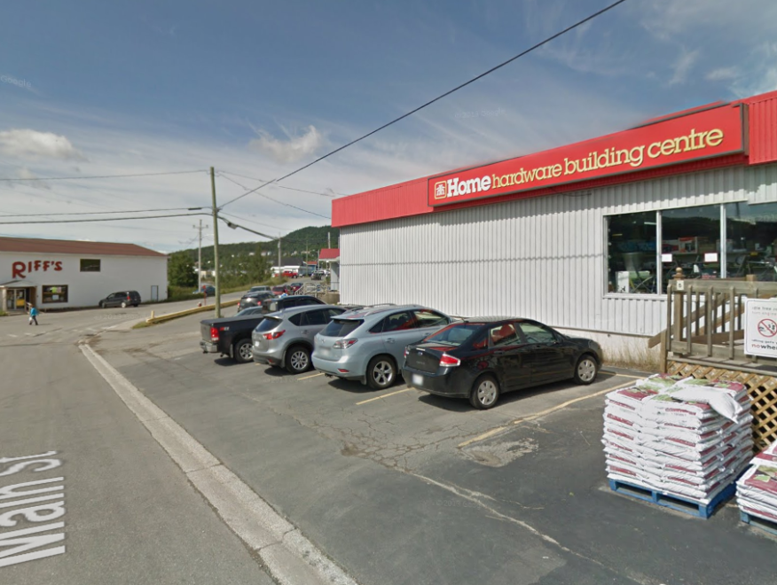 Baie Verte Home Hardware exterior building picture