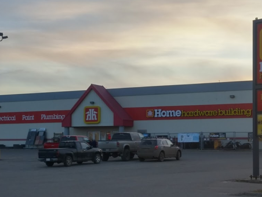 Exterior Image of Cold Lake Home Hardware